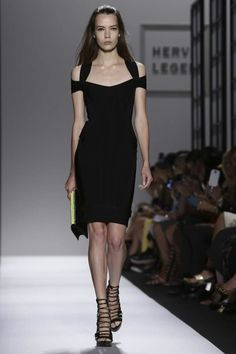 Hervé Léger by Max Azria Ready To Wear Spring Summer 2015 New York