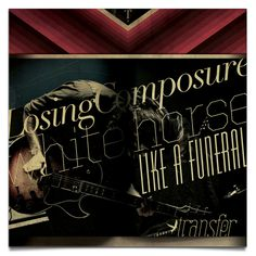 "Transfer ""Losing Composure"" Vinyl"