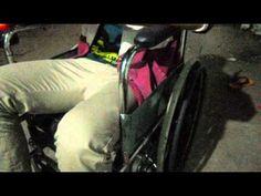 ▶ Android control Arduino uno Wheelchair - YouTube