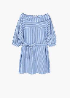 Błękitna sukienka - must have na wiosnę/lato 2017 [PRZEGLĄD]