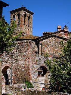 Anghiari, Italy by Laura Gurton, Anghiari , province of Arezzo , Tuscany Italy