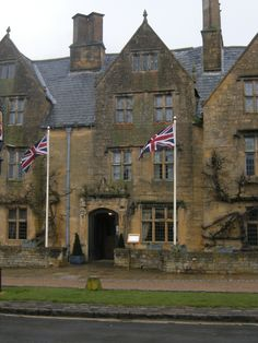 The Lygon Arms in Broadway, Cotswolds.  We stayed in this Fairytale of a place for 5 days... was magical!