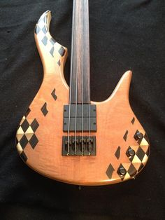 Stambaugh Bass. OMG. Its so beautiful...- Shared by The Lewis Hamilton Band - https://www.facebook.com/lewishamiltonband/app_2405167945 - www.lewishamiltonmusic.com