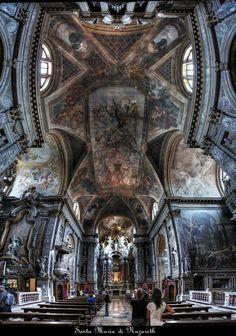 *Santa Maria di Nazareth* - Chiesa di Santa Maria di Nazareth  Venice --- Italy  5d markII + 17-40L 6 shot panorama + HDR  Old shot clean with PS Topaz