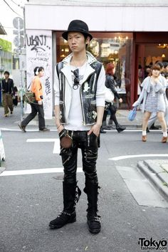 this guys has perfect styling!