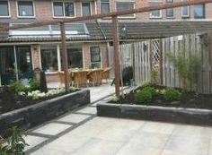 Afbeeldingsresultaat voor tuin diagonaal