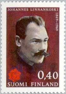 Johannes Linnankoski - Finnish author