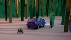 Peugeot - Paperwork by Blink. Directed by Joseph Mann