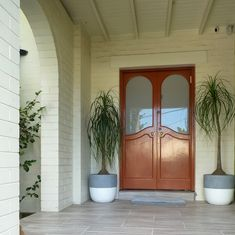 Rose Bay, Sydney Garden - Front Entry Decor, Sydney Gardens, Residential, Outdoor Decor, Garage Doors, Home Decor, Garden Design, Rose Bay, Front Entry