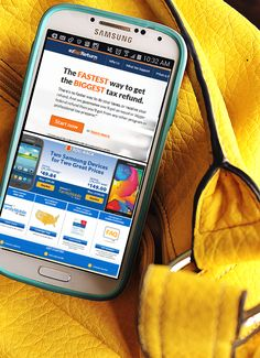 #MaxYourTax with affordable smartphone devices and 4G LTE unlimited plans starting as low as $29.88 a month (for the first line,) with Walmart Family Mobile. #ad