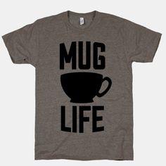 I am definitely about that life!! #muglife #allday #coffee
