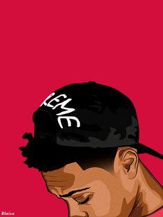 Blaise Travis — worx - Pretty fucking sick street fashion-inspired digital artworks by Blaisx aka. Arte Hip Hop, Hip Hop Art, Arte Dope, Dope Art, Trill Art, Dope Cartoon Art, Black Anime Characters, Black Art Pictures, Dope Wallpapers