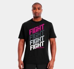 Men's UA Fight Fight Fight T-Shirt | 1250594 | Under Armour US