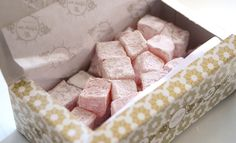top 7 places for the best Turkish Delight in Istanbul • photo by Elif Savari Kızıl