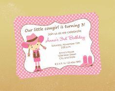 78d149ea06bd7ee76d390947057a4936 cowgirl party invitations i love these! birthday party ideas,Cowgirl Party Invitations