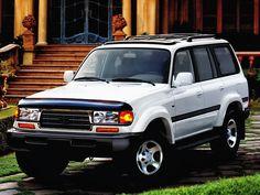 Toyota Land Cruiser 80 Collector's Edition US-spec (FZJ80G) '1997