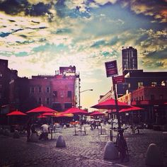 What does the #Meatpacking District mean to you? #NYC