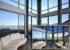 Heat Blocking, Self-Tinting Residential Windows | #smartglass by Innovative Glass Corp