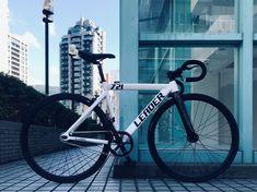 Fixed Gear Bike, Bicycle, Urban, Frame, Design, Bicycles, Picture Frame, Bike, Bicycle Kick