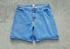 Calvin Klein Jeans Men's Blue Jean Shorts Casual 100 Cotton CK Sz 40 Free SHIP   eBay