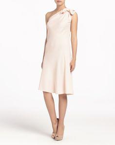 Vestido Miriam Ocariz - Mujer - Vestidos - El Corte Inglés - Moda Dresses For Work, Formal Dresses, Moda Online, Style, Fashion, Little Girl Clothing, Feminine Fashion, Cocktail Dresses, Women
