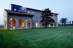 H-Farm, Veneto, 2013 - zanon architetti associati