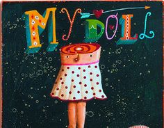 "Check out new work on my @Behance portfolio: ""*NEWS!!! - MyDoll*"" http://on.be.net/1HGq31j"