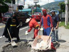 Special Public Works crew!!!
