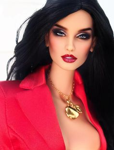 *Gorgeous doll*