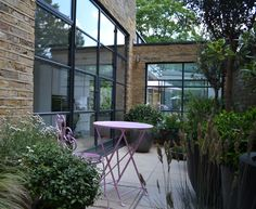 Crittall door screens by Lightfoot Windows (Kent) Ltd