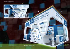 2013 Stand Designs on Behance