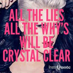 Pink - Blow Me One Last Kiss... By far one of my fav songs cuz of its lyrics