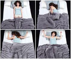Deshalb solltest du auf keinen Fall auf der rechten Seite schlafen!