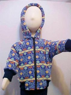 Hey, I found this really awesome Etsy listing at https://www.etsy.com/listing/83831371/child-fleece-jacket-size-6-months-9