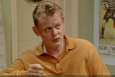 """Acorn TV is running seven seasons of """"Men Behaving Badly."""" A far cry from """"Doc Martin,"""" the show is fun to watch because you see a very young Martin Clunes in his breakthrough role. Additionally, Acorn TV is running """"Martin Clunes: Islands of Australia. British Tv Comedies, Martin Clunes, Comedy Tv, Casual Jeans, Cinema, Author, Screen Shot, Men, Movies"""