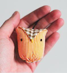 DIY Mini Owl