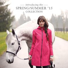 We can't wait any longer!  Select Spring Summer '15 styles are available now! #asmarequestrian #asmar #springsummer #spring2015 #ss15 #springfashion #fashion #equestrian #rider #grey #dapplegrey #equestrianstyle #punch #yellow #navy #ootd #rootd