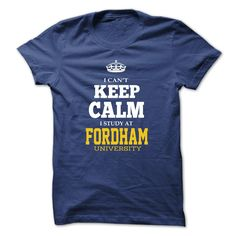 Are you study at Fordham University? T Shirt, Hoodie, Sweatshirt