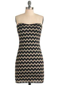 Hollywood Sneak Peaks Dress, #ModCloth