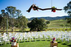 Pokolbin Community Hall Wedding. www.somethingbluephotography.com.au