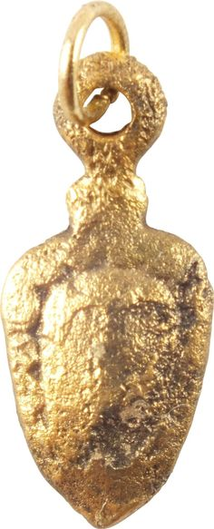 VIKING HEART PENDANT 9th-10th CENTURY AD