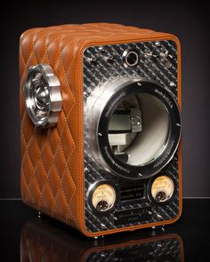"Ambrelus Dreadnought Takes Watch Winder Design To New Level - by Patrick Kansa - see and read more on aBlogtoWatch.com ""Is this haute watchwindery? Watch winders are something that many people just do not even think about very much. Sure, you might poke around at some of the more inexpensive models when you pick up a couple of automatic watches..."""
