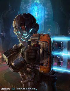 Dead Space 2 | Illustrator: OpusArtz
