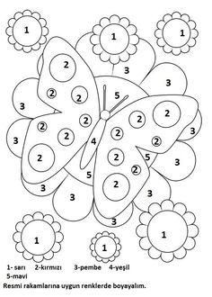 Spring Worksheets for Kids. 20 Spring Worksheets for Kids. Free Printable Spring Worksheet for Kindergarten 1 Spring Coloring Pages, Coloring For Kids, Printable Coloring Pages, Coloring Pages For Kids, Coloring Sheets, Colouring, Coloring Books, Kindergarten Coloring Pages, Kindergarten Math Worksheets