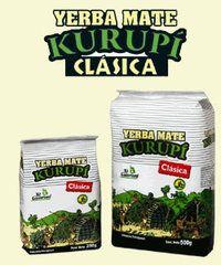Mate Kurupi clásico 250g - Stevia - Mate - Kräuter - Zubehör