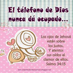 Salmo 34:15