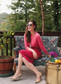 """Forest Feast"" author Erin Gleeson at home in Woodside."