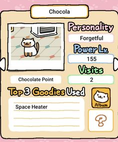 Chocola - 07/08/17