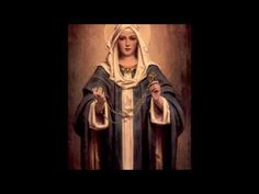 Here is the Rosary in the form of Gregorian Chant. I wanted a full version so I made one. Here are the Latin/English translations of the prayers. http://www....