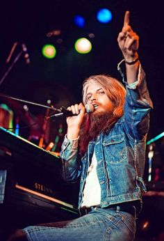 Leon Russell, The Master of Space & Time, by Tom Zimberoff, Music Pics, Music Photo, I Love Music, My Music, Leon Russell, Nina Hagen, Rock N Roll Music, Live Rock, Rockn Roll